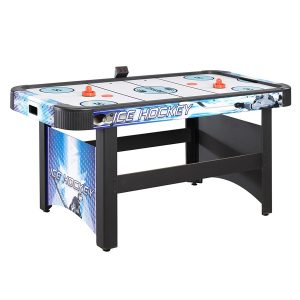 Hathaway Face-Off Air Hockey Table with Electronic Scoring-5 Feet