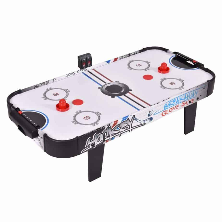 Goplus Air Powered Hockey Table for kids