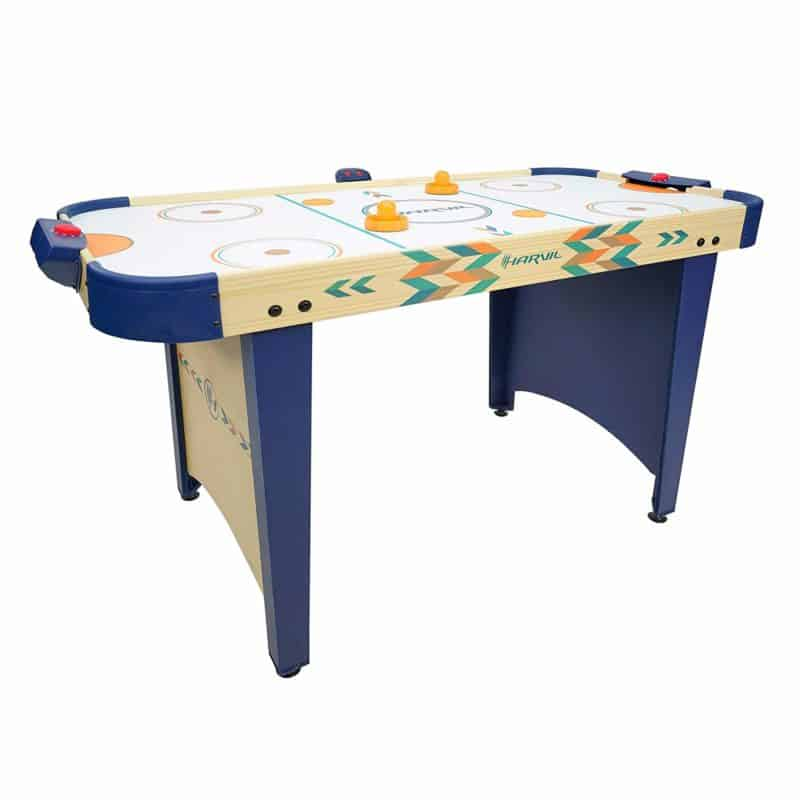Harvil 4 Foot Air Hockey Table for Kids and Adults Review