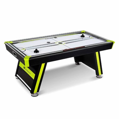 electric yellow table