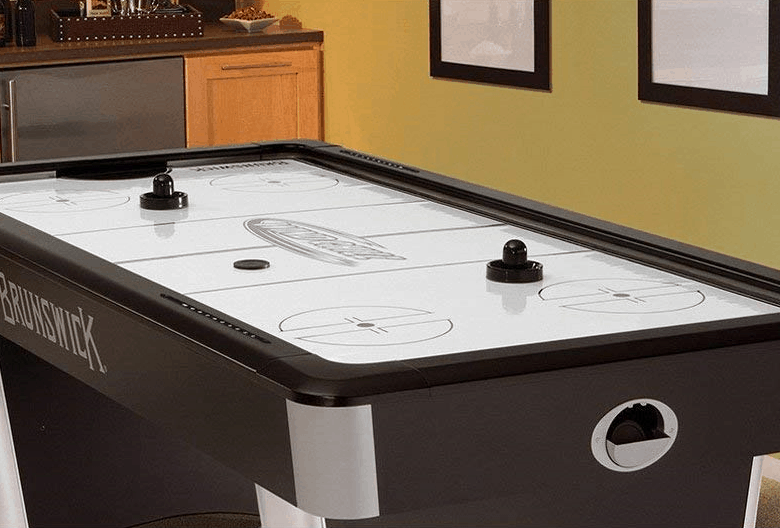 Air Hockey Table Dimensions:Full-sized and Compact Tables