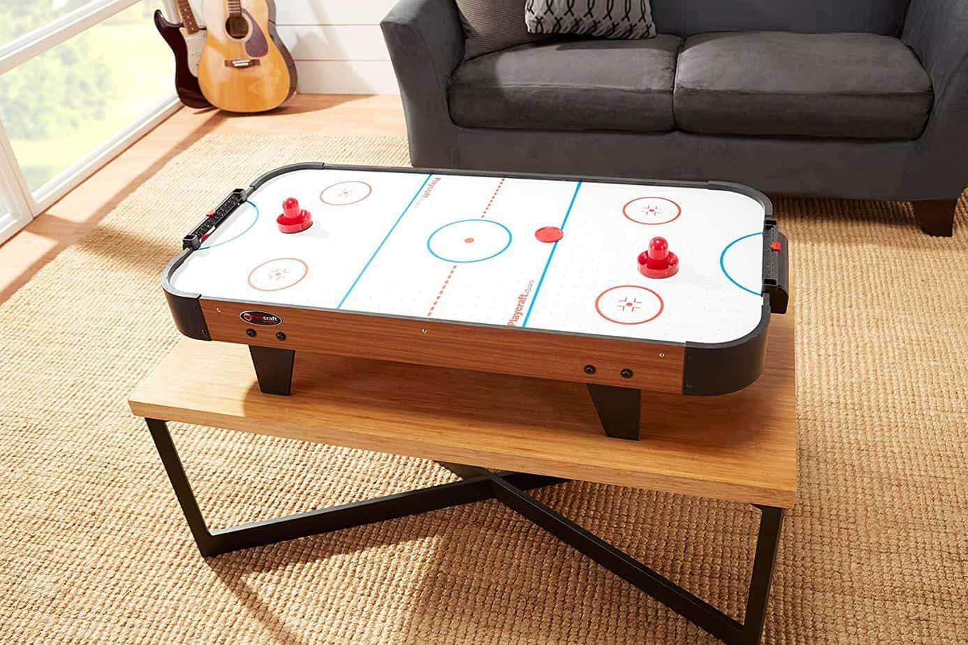 Tabletop Air Hockey Tables - Pros, Cons, And Top Models