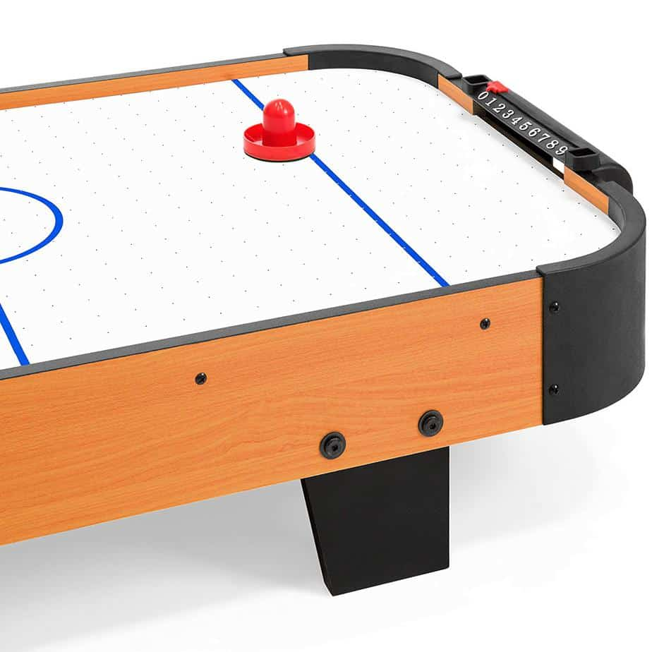 tabletop air hockey tables