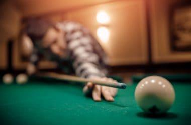 Russian billiards