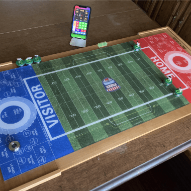 Fozzy Game Plus Scoreboard