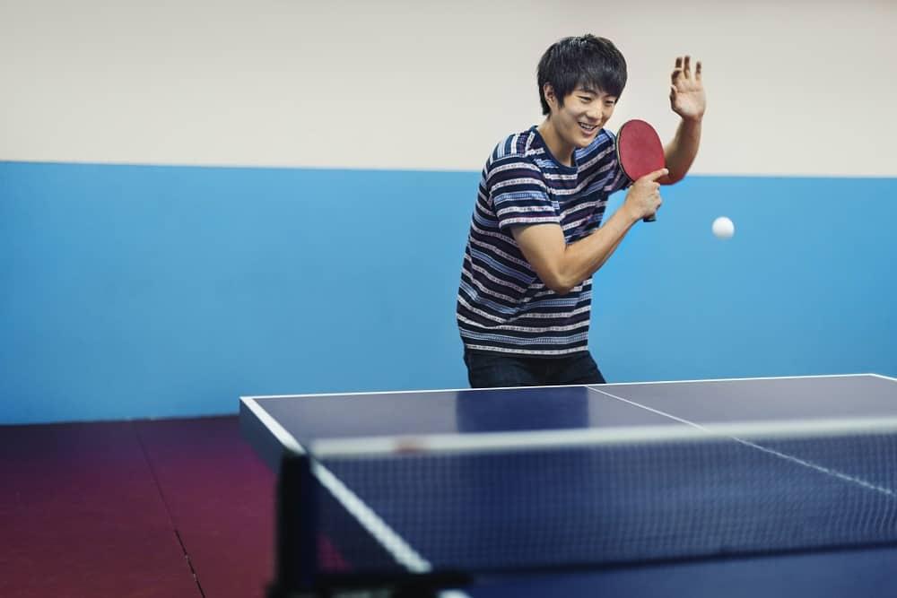 Table-Tennis Athlete