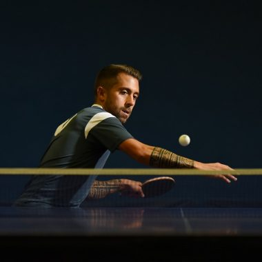 ping pong player
