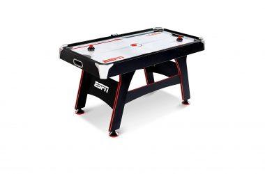 ESPN air hockey table