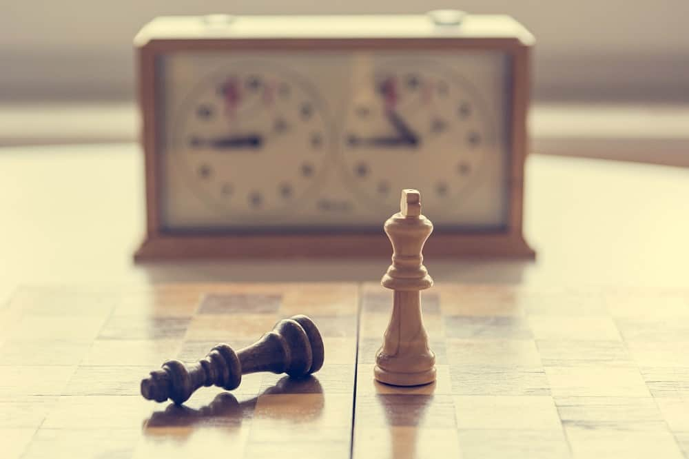 End game of chess